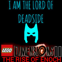 LEGO Dimensions 2- The Rise of Enoch Shadow Man teaser