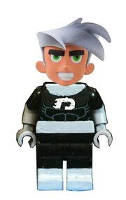 Lego Danny Phantom Figure