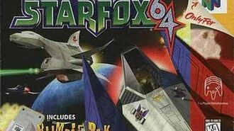 Star Fox 64 Soundtrack - Meteo