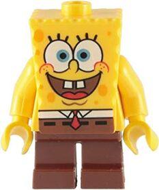 Lego SpongeBob SqquarePants Figure