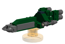 Vulture-class Hover Bike