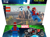 Spider-Man Fun Pack (Rapmilo)