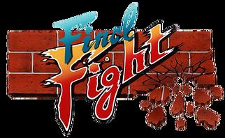 Final Fight Logo