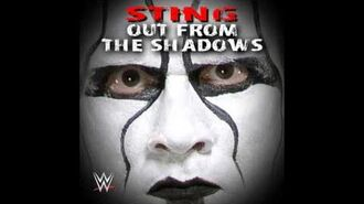 "WWE- (Sting) - ""Out From The Shadows"" -V2- -Exit Arena+-"