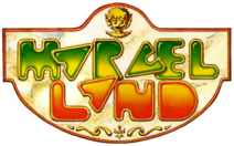Marvel Land Logo