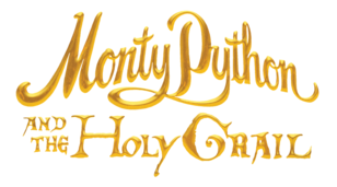 Monty Python and the Holy Grail Logo