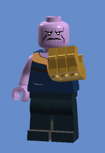 Thanos Placeholder