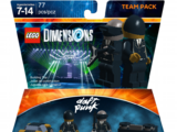 Daft Punk Team Pack (VesperalLight)