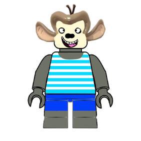 Lego Darwin Figure