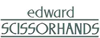 Edward Scissorhands Logo
