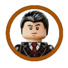 Bruce Wayne Character Icon
