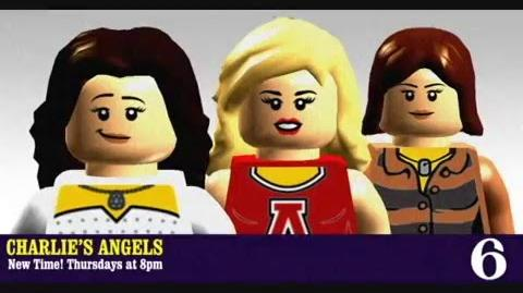Lego WPVI Charlie's Angels V2