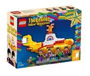 Lego yellow submarine-1