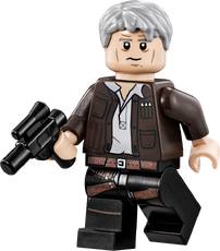 Lego Han Solo old