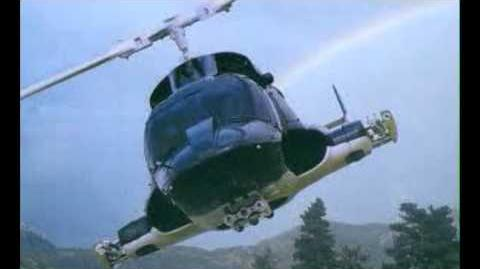 Airwolf flyby cry