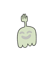 Hi-Five Ghost