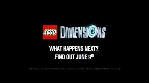 LEGO Dimensions Teaser Three
