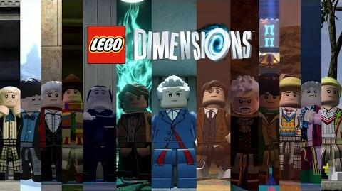 LEGO Dimensions - How To Unlock Each Incarnation Of The Doctor
