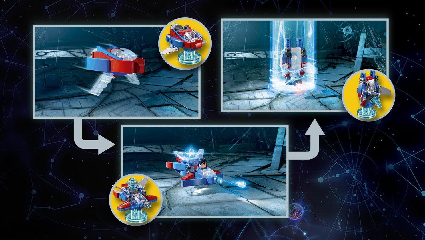 Hover Pod | LEGO Dimensions Wiki | FANDOM powered by Wikia