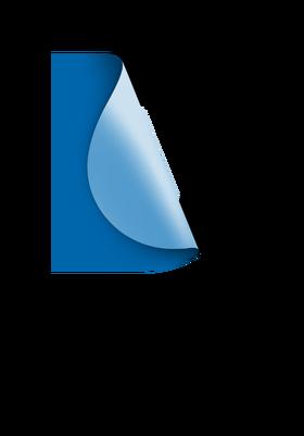 New DC logo