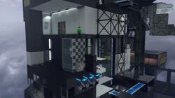 Aperture Science Enrichment Center Adventure World