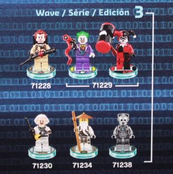 Wave 3 | LEGO Dimensions Wiki | FANDOM powered by Wikia