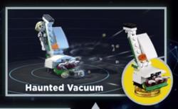 Hauntedvacuum