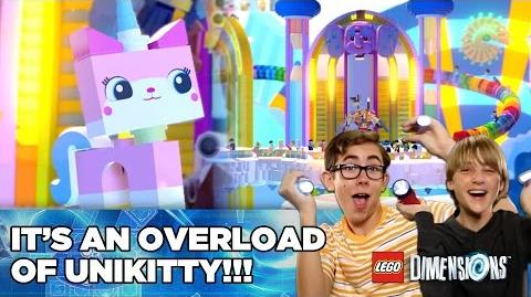 IT'S AN OVERLOAD OF UNIKITTY!!!