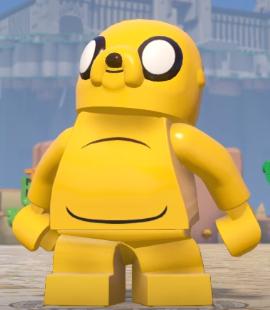 Lego dimensions jake