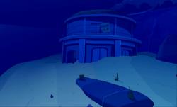 LEGO Dimensions Adventure Time Location Fish Parliament