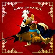Rooster Scoob