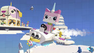 Unikitty and the Cloud Cuckoo Car