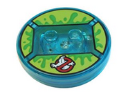 Slimer Toy Tag