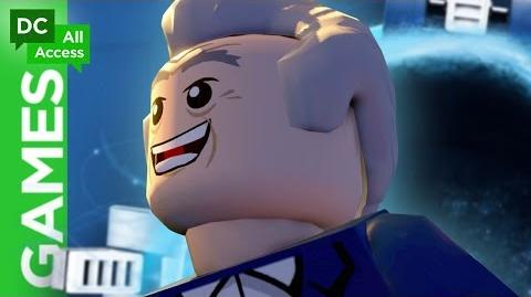 Doctor Who Gameplay – LEGO Dimensions Hands-On