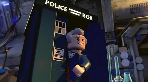 Doctor Who Arrives In LEGO Dimensions!