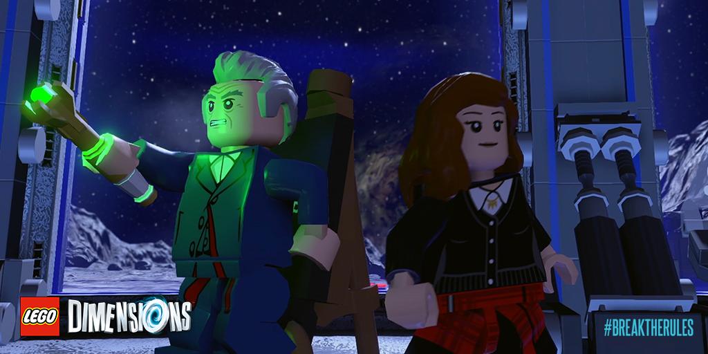 Clara Oswald | LEGO Dimensions Wiki | FANDOM powered by Wikia