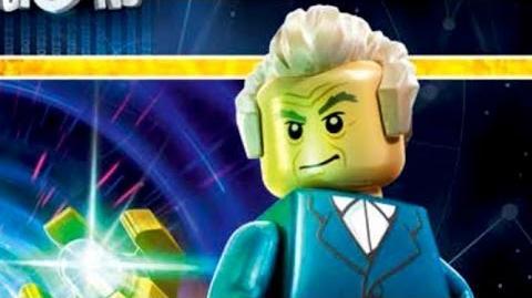 Lego Dimensions Doctor Who Gameplay Demo - Comic Con 2015