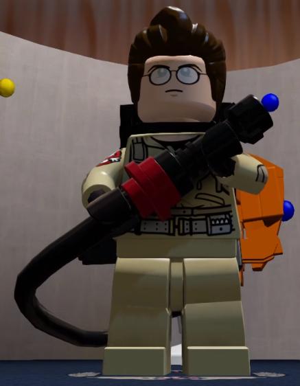 Egon Spengler Lego Dimensions Wiki Fandom Powered By Wikia