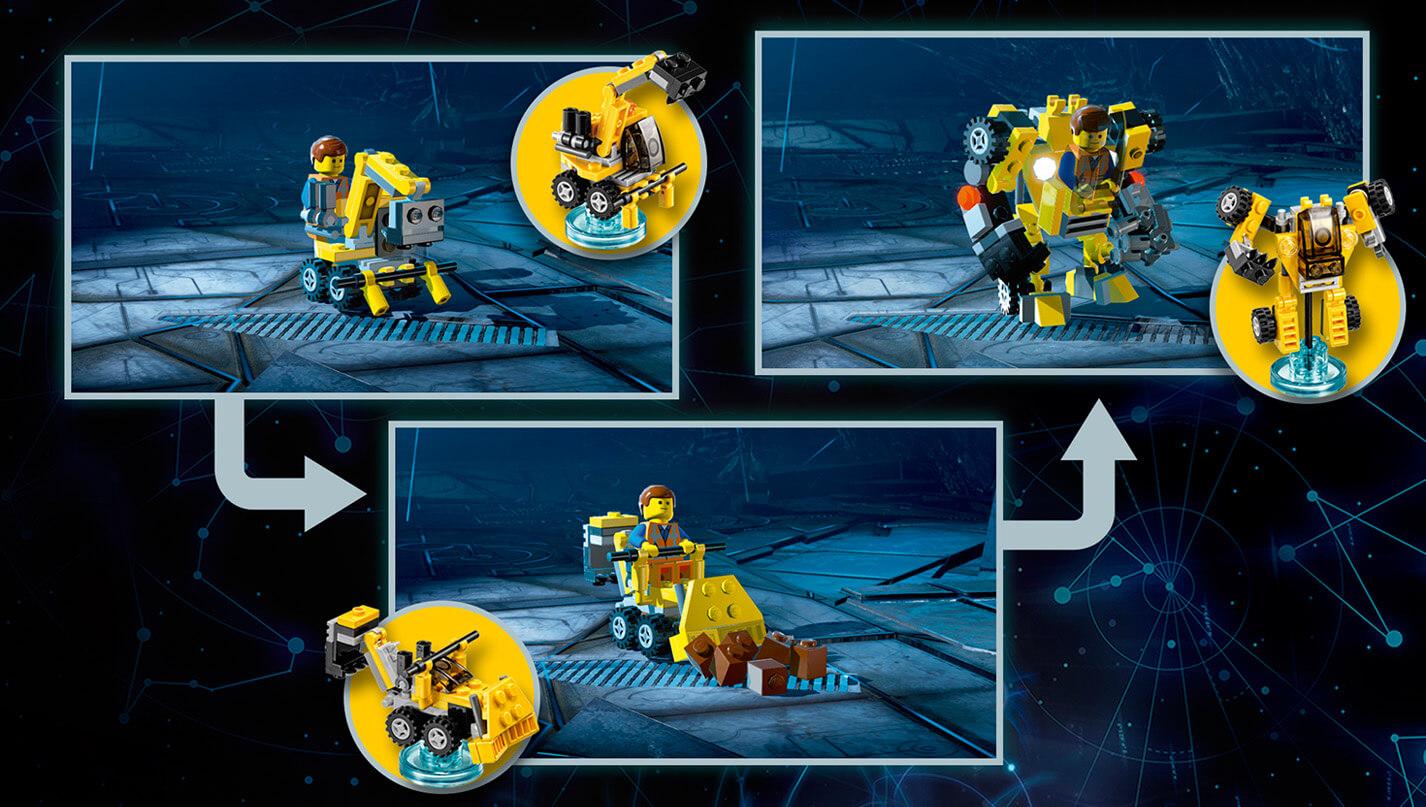 Destruct O Mech Lego Dimensions Wiki Fandom Powered By Wikia