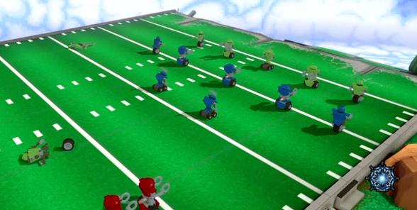 Cyberball Field | LEGO Dimensions Wiki | FANDOM powered by Wikia