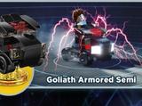 Goliath Armored Semi