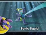Sonic Squid
