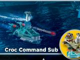 Croc Command Sub