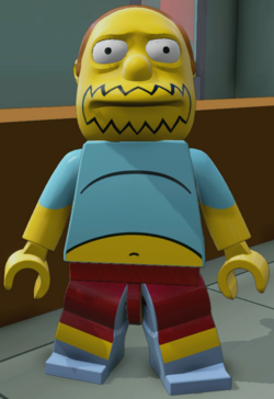 Comic Book Guy HD