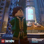 Eight Doctor TARDIS Interior