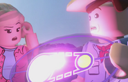 The LEGO Dimensions Portal Scale mode brick found in a mysterious ending of LEGO Jurassic World Video Game