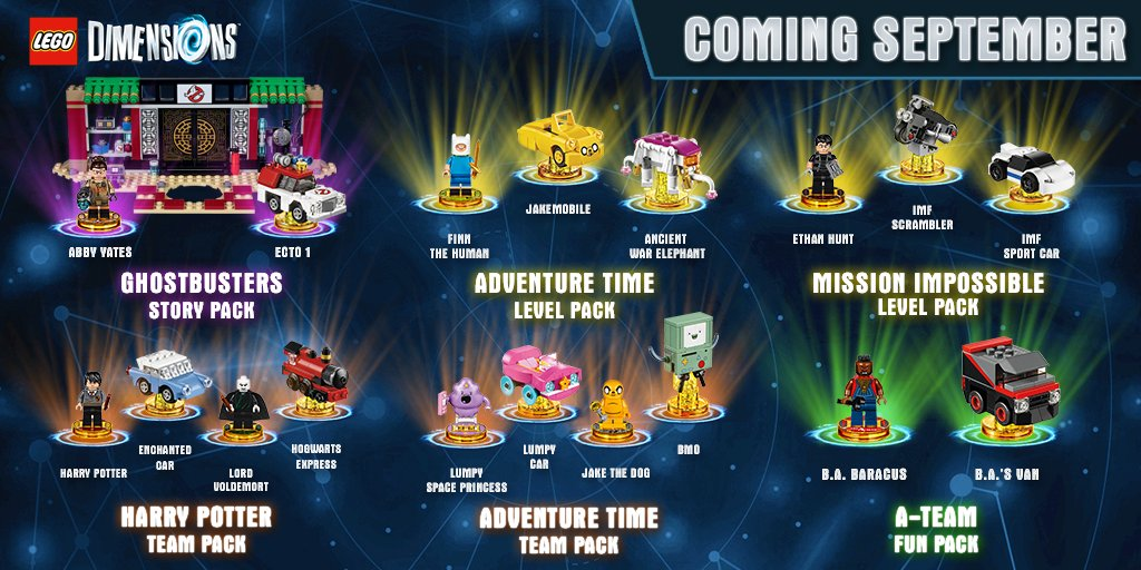 lego dimensions checklist Wave 6 | LEGO Dimensions Wiki | FANDOM powered by Wikia