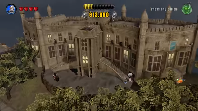 Wayne Manor Lego Dimensions Wiki Fandom Powered By Wikia