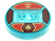 Kai Ninja of Fire Toy Tag