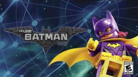 LEGO Dimensions Batgirl Spotlight!